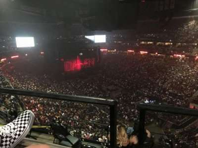 Pepsi Center, section: 332, row: 6, seat: 7