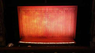 Cadillac Palace Theater, section: Loge C, row: A, seat: 318