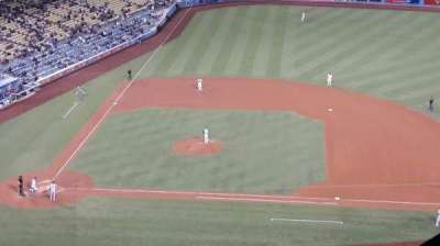 Dodger Stadium, section: 12RS, row: BB, seat: 3