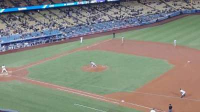 Dodger Stadium, section: 28RS, row: G, seat: 8