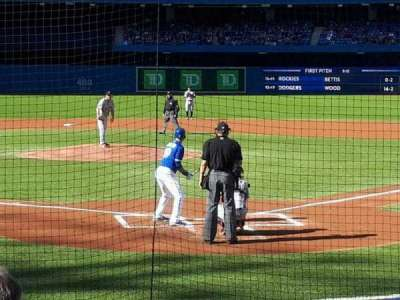 Rogers Centre section 122L