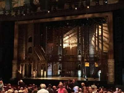 Pantages Theatre (Hollywood), section: Orchestra RC, row: Z, seat: 212