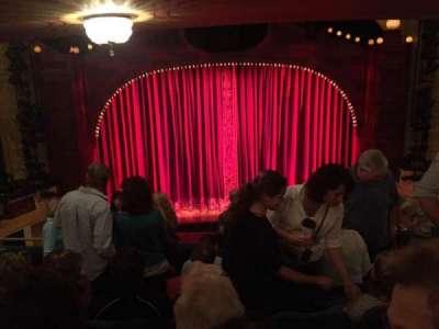 Shubert Theatre, section: MEZZ, row: G, seat: 111