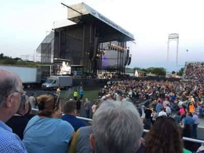 Hershey Park Stadium, section: 8, row: DD, seat: 20