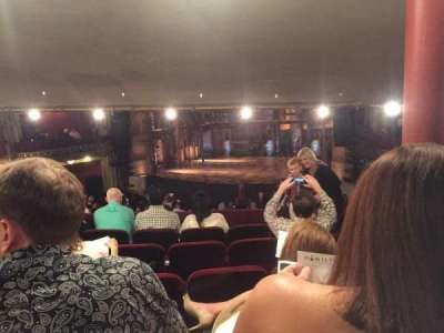CIBC Theatre, section: Dress Circle RC, row: F, seat: 236