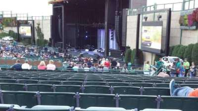 Fiddler's Green Amphitheatre, section: 201, row: P, seat: 208