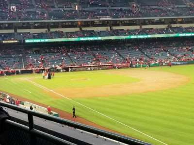 Angel Stadium, section: C346, row: B, seat: 14
