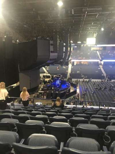 Allstate Arena, section: 203, row: J, seat: 28