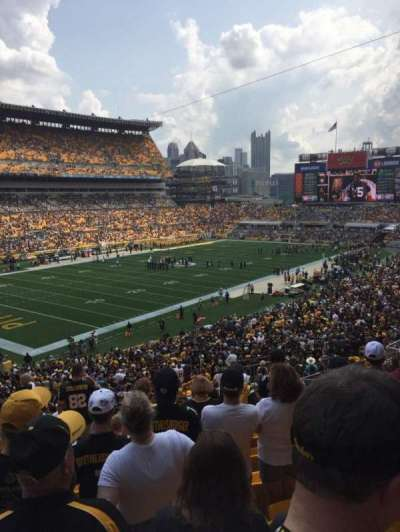 Heinz Field section 228