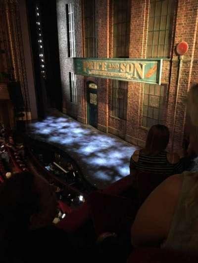 Al Hirschfeld Theatre, section: RBox, row: D, seat: 11