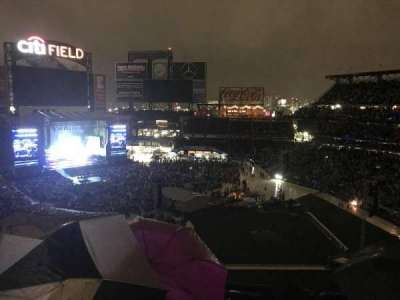 Citi Field, section: 500 Concourse Krvel, row: Concourse sect