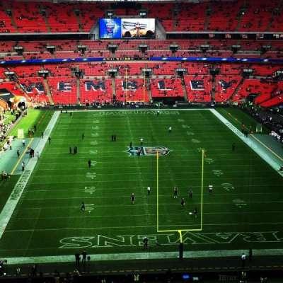 Wembley Stadium, section: 540, row: 13, seat: 29