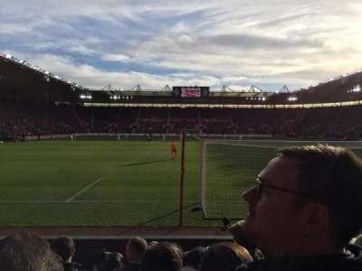 St Mary's Stadium, section: 43, row: F, seat: 1144