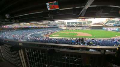 Target Field section 109