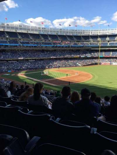 Yankee Stadium, section: 211, row: 19, seat: 13