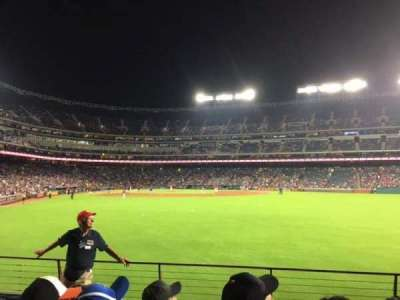 Globe Life Park in Arlington, section: 47, row: 6, seat: 7