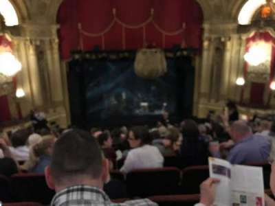 Boston Opera House, section: MEZZLC, row: K, seat: 113