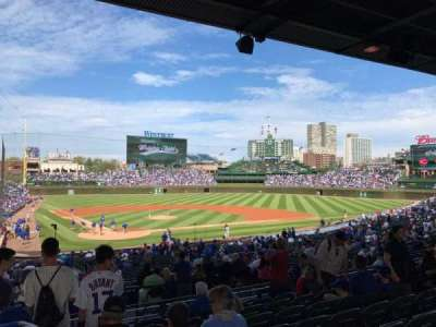 Wrigley Field, section: 224, row: 8, seat: 111