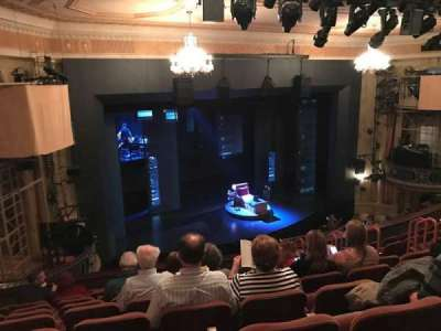 Music Box Theatre section Mezz