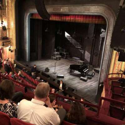 Walter Kerr Theatre section Mezz R