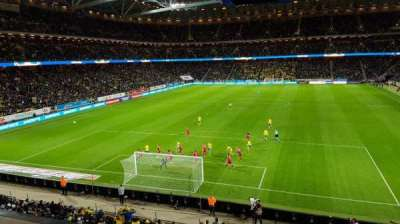 Friends Arena, section: 221, row: 1, seat: 178