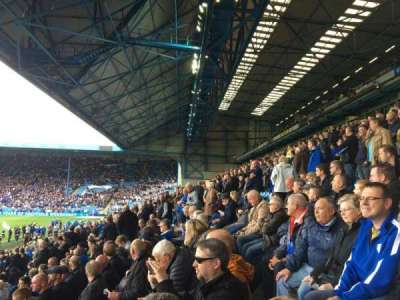 Hillsborough Stadium, section: BB, row: S, seat: 54