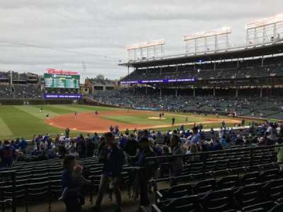 Wrigley Field, section: 209, row: 5, seat: 101