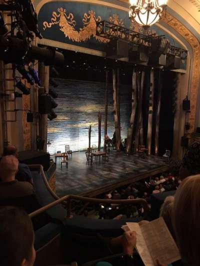 Gerald Schoenfeld Theatre, section: Mezz, row: C, seat: 25