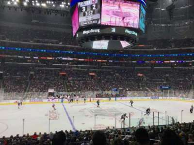 Staples Center, section: PR15, row: 1, seat: 6
