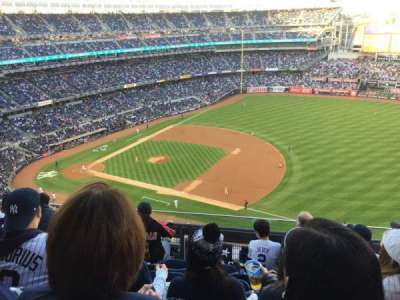 Yankee Stadium, section: 413, row: 5, seat: 18