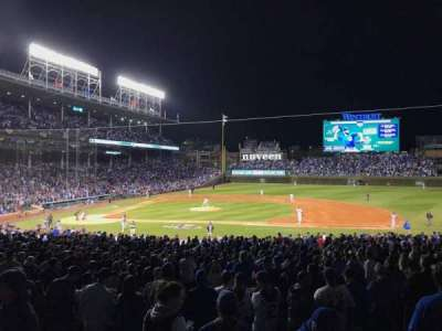 Wrigley Field, section: 228, row: 16, seat: 13
