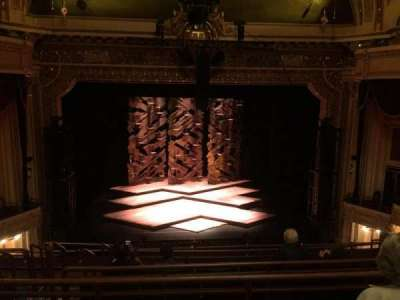 Hippodrome Theatre, section: Ctr Mid Balcony, row: F, seat: 306