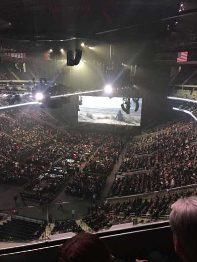 Rogers Place, section: 209, row: 2, seat: 6