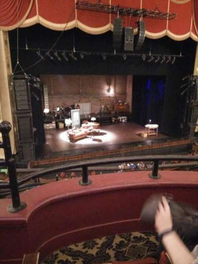 Boston Opera House, section: Dress Circle, row: BB, seat: 17