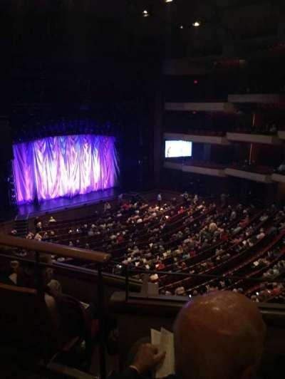 Straz Center, section: Balcony, row: BB, seat: 031