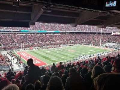 Ohio Stadium, section: 28B, row: 10, seat: 19
