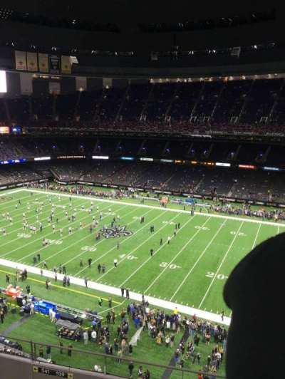 Mercedes-Benz Superdome, section: 636, row: 13, seat: 22