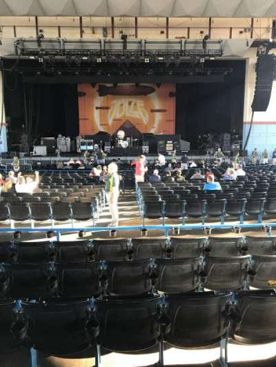 Riverbend Music Center, section: 500, row: T, seat: 514