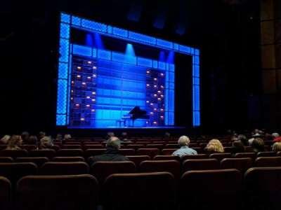 Sydney Lyric, section: Stalls, row: H, seat: 17