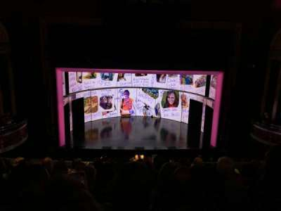 National Theatre (DC), section: Mezz, row: G, seat: 109