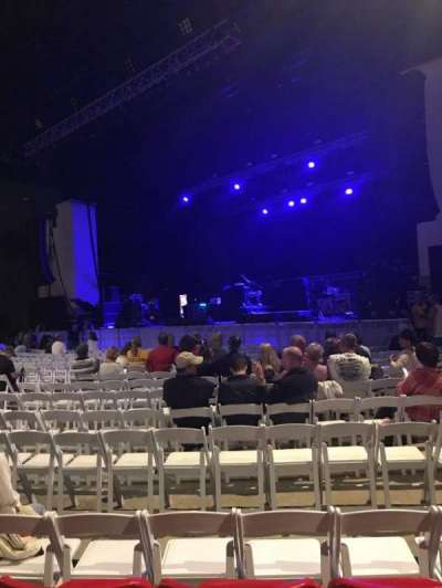 St. Augustine Amphitheatre, section: 101, row: D, seat: 30