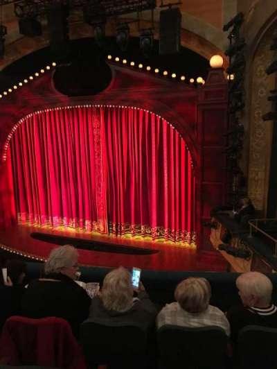 Shubert Theatre, section: Mezzanine, row: E, seat: 16