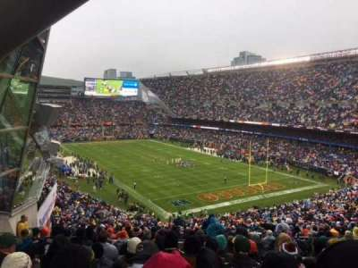 Soldier Field, section: 356, row: 12, seat: 4