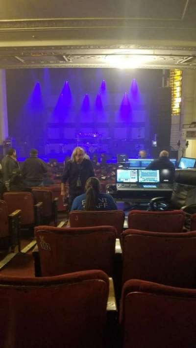Orpheum Theatre (Boston), section: Otch right center, row: N, seat: 102