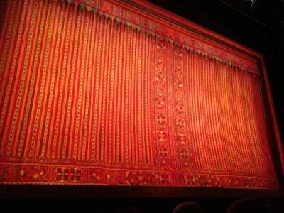 Orpheum Theatre (San Francisco), section: Orchestra L, row: D, seat: 119
