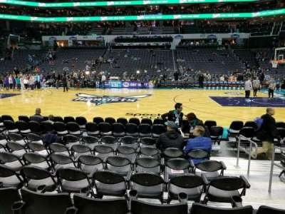 Spectrum Center section 114