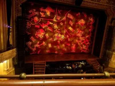 Hippodrome Theatre section Left Grand Suite