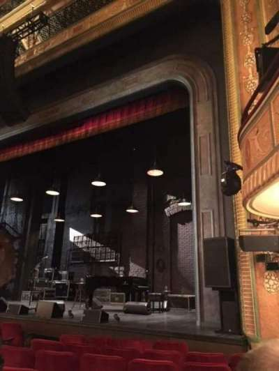 Walter Kerr Theatre, section: Orchestra Right, row: J, seat: 10