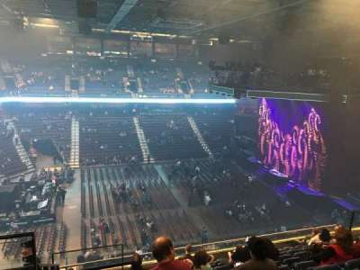 Mohegan Sun Arena, section: 107, row: K, seat: 119