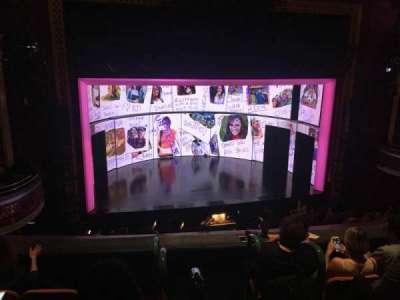 national theatre (dc), section: Mezzanine Left, row: D, seat: 1